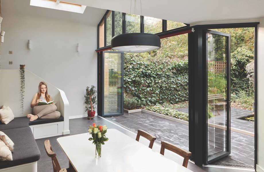 IDSystems bifold doors